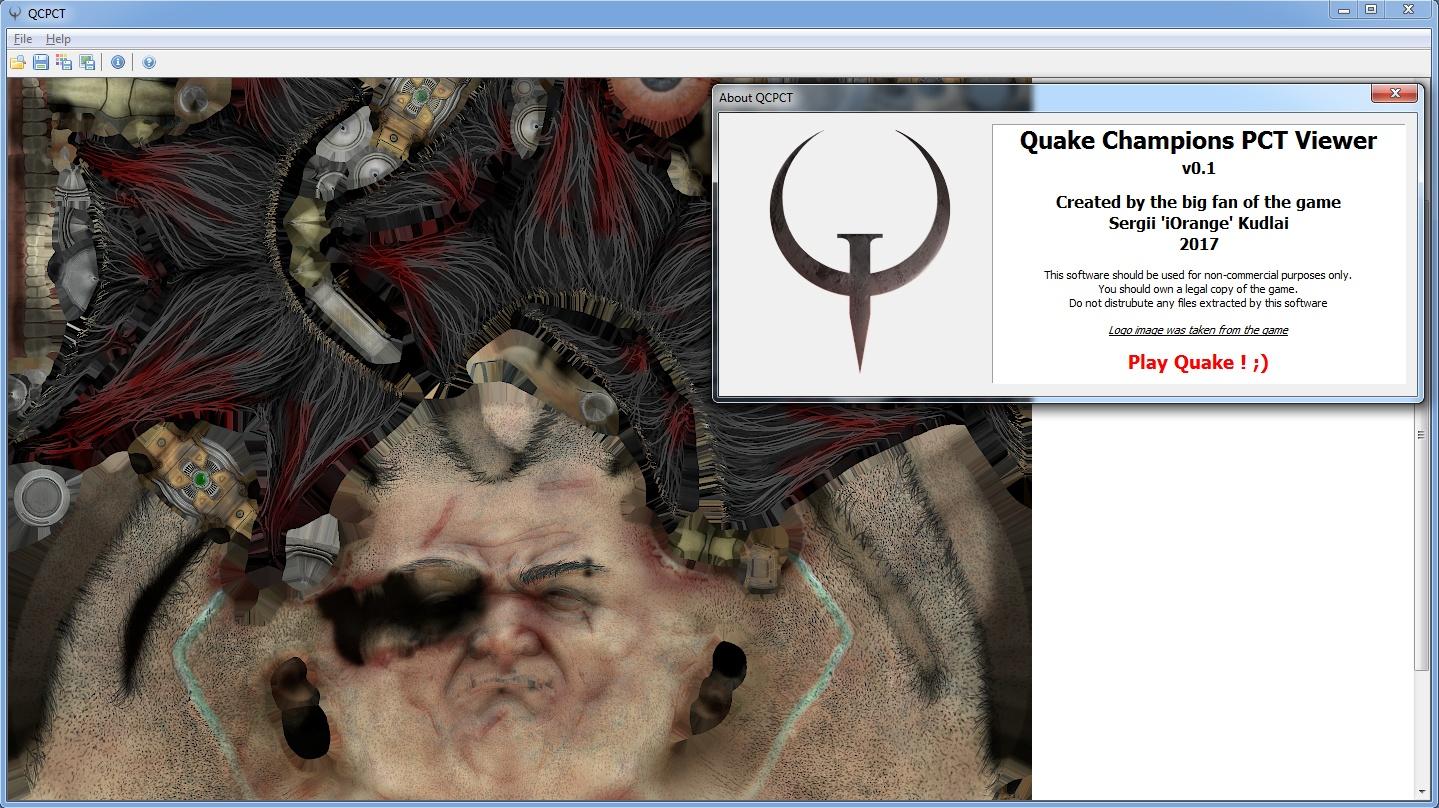 Quake Champions  PAK (Saber Engine) - XeNTaX