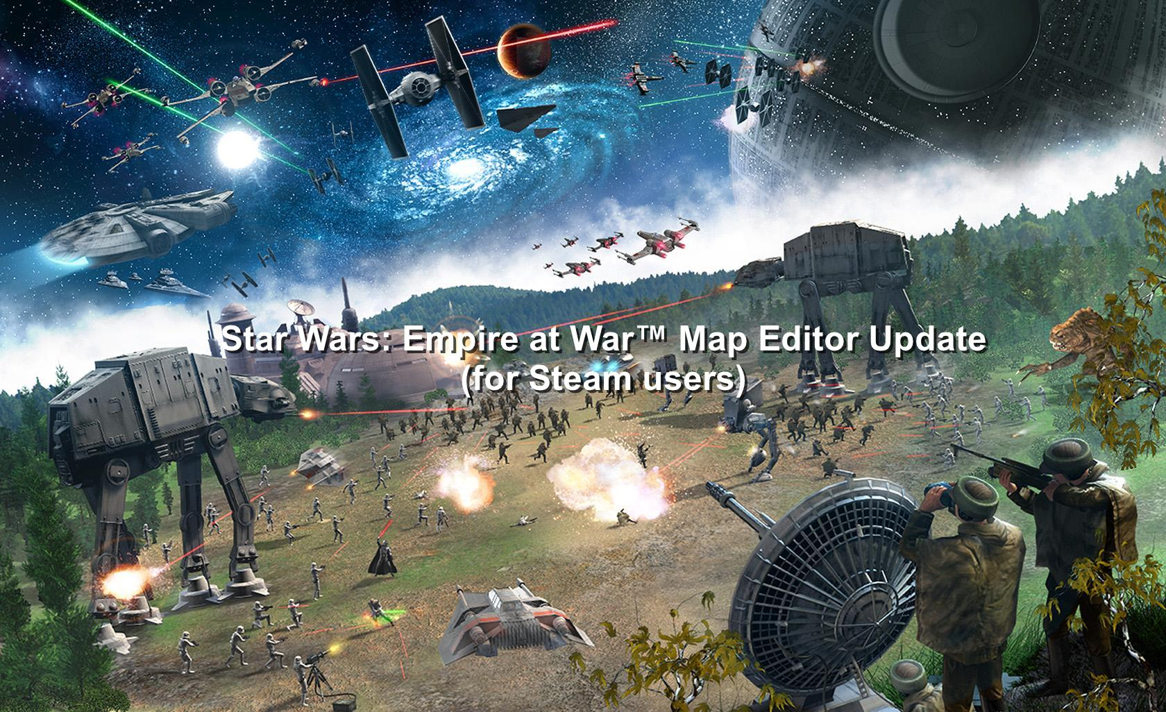 Star wars: empire at war forces of corruption game mod republic.
