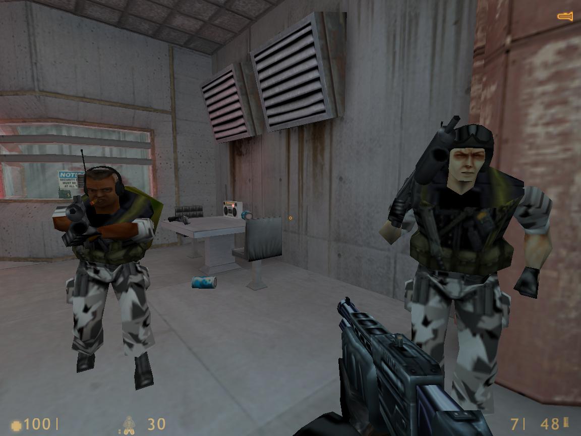 Image Result For Half Life Low Definition Pack