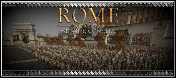 Rome total war ab urbe condita download games