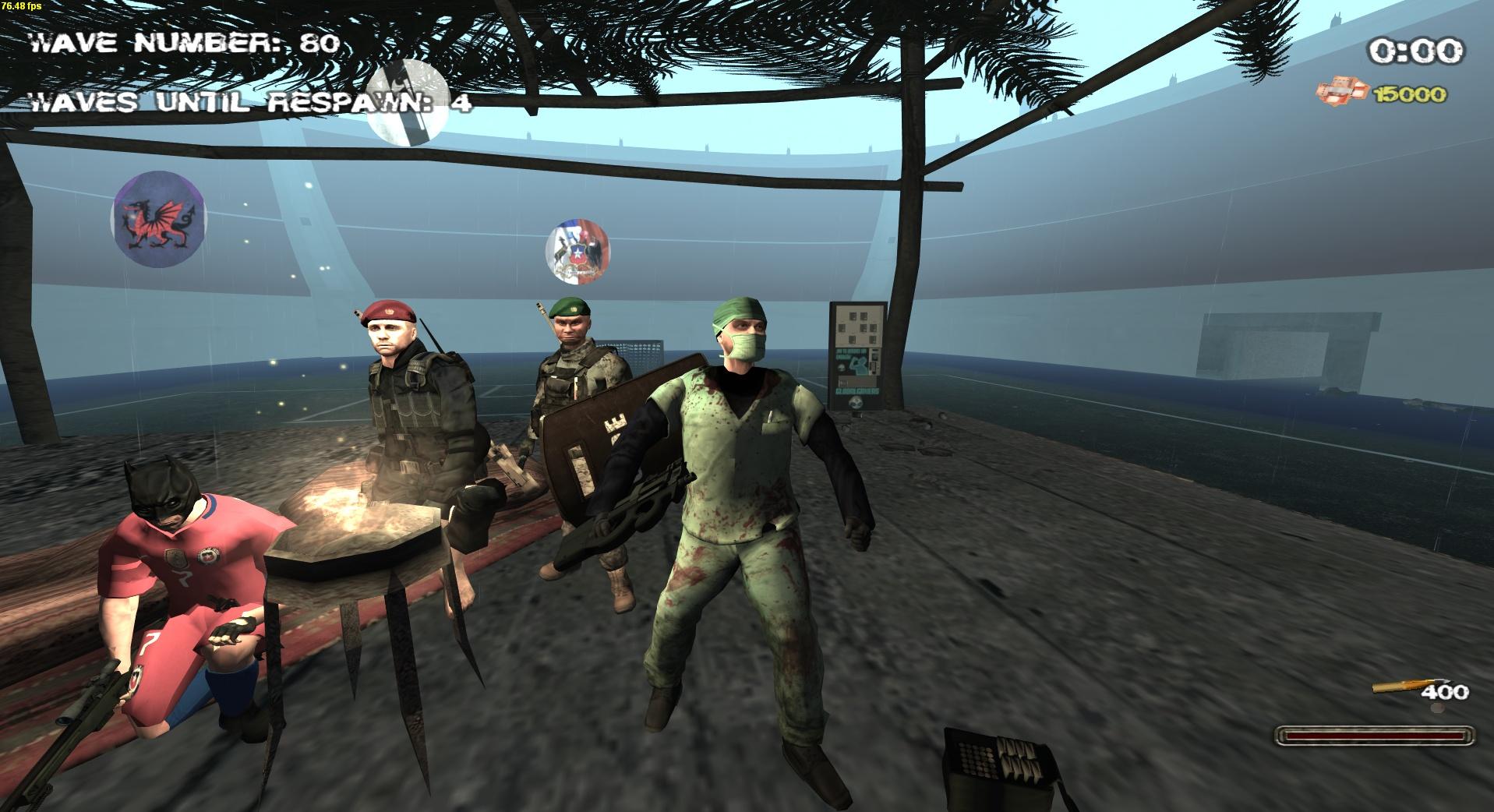 Warband мод зомби скачать