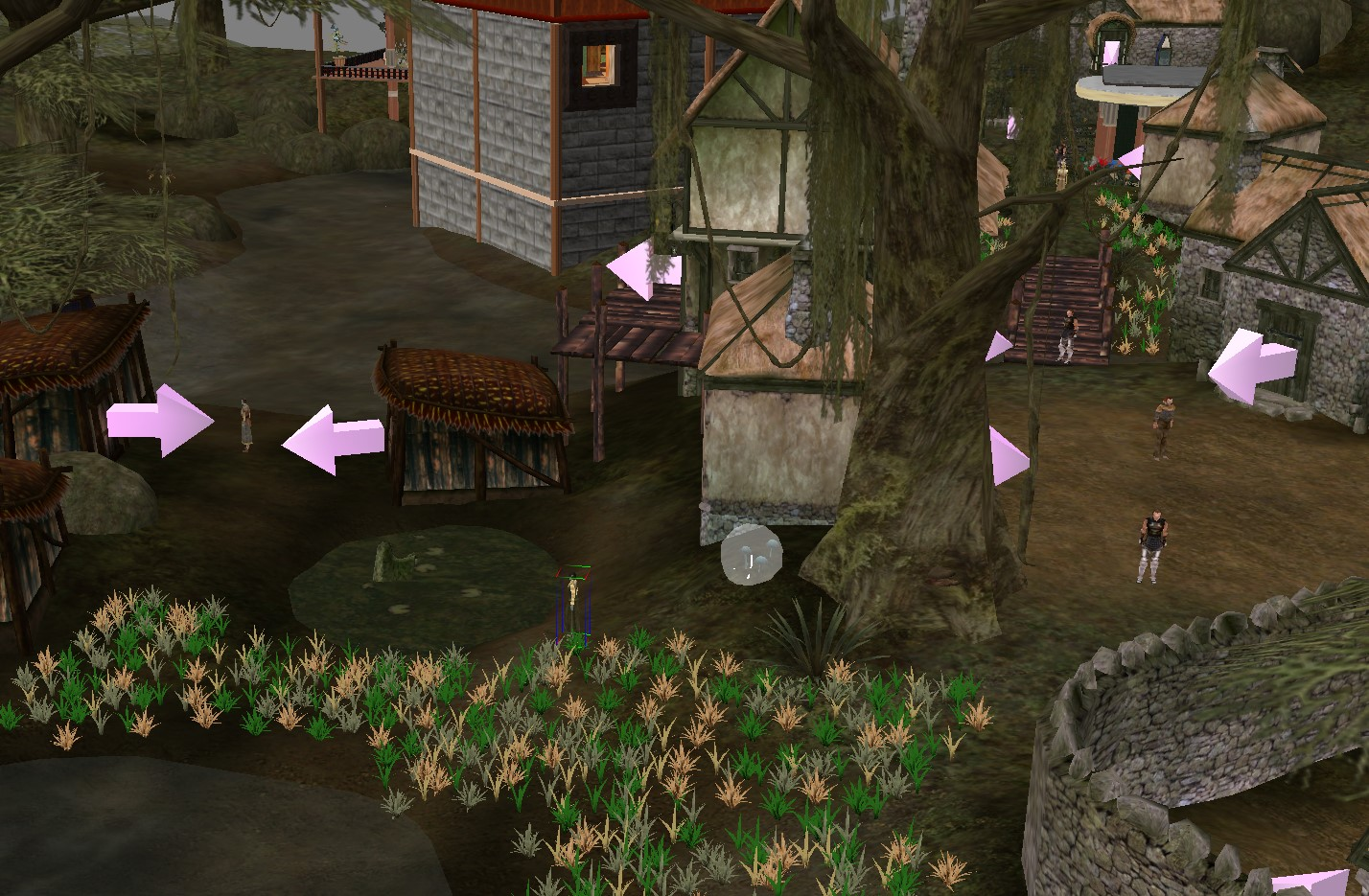 Enchanted Houses of Seyda Neen02 addon