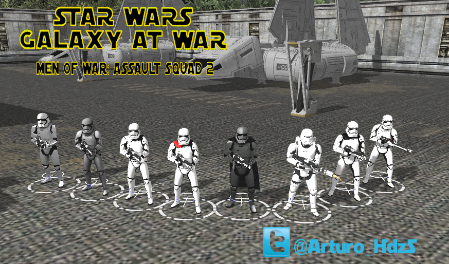Corrected First Order Addon - Custom Skin Requests For The ...