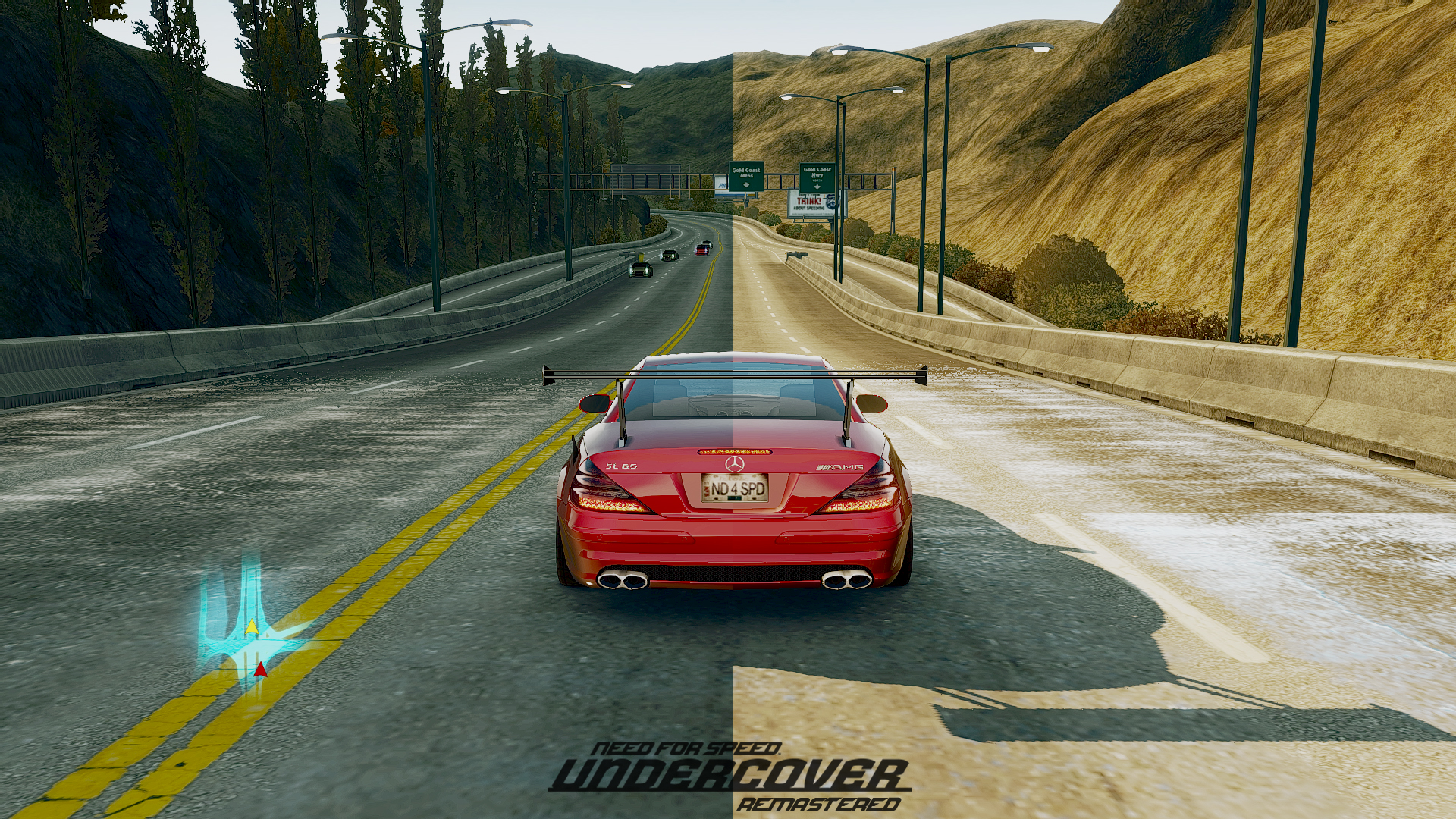 NFS Undercover | REMASTERED | DOUBLEPATCH file - Mod DB