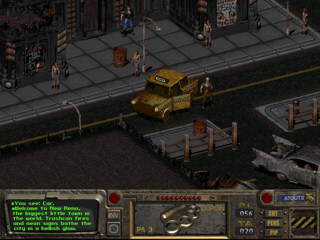 скачать моды на Fallout 2 img-1
