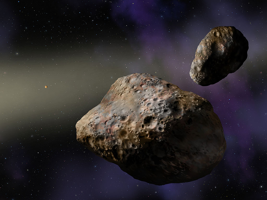 asteroid or comet weird blue space rock phaethon gets a - HD1024×768