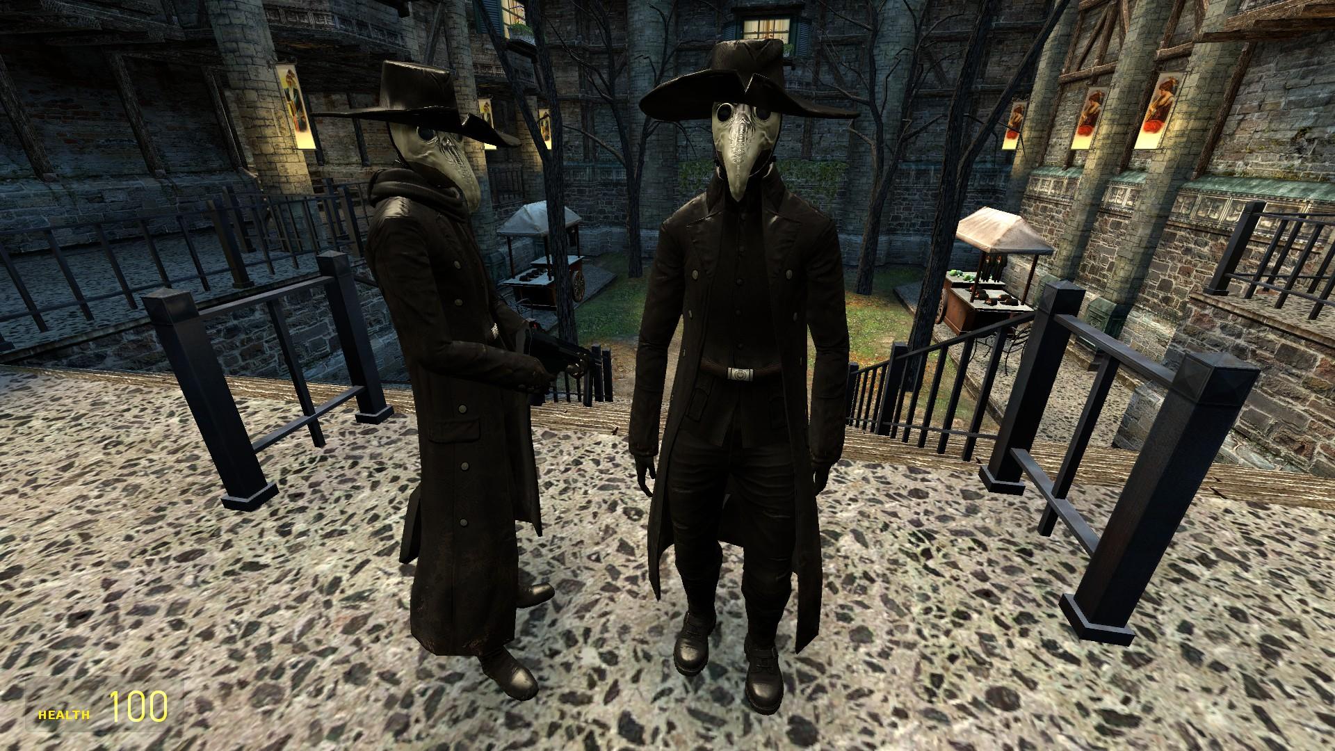 Doktor haus Player Model/NPCs file - Garrys Mod for Half-Life 2 - Mod DB