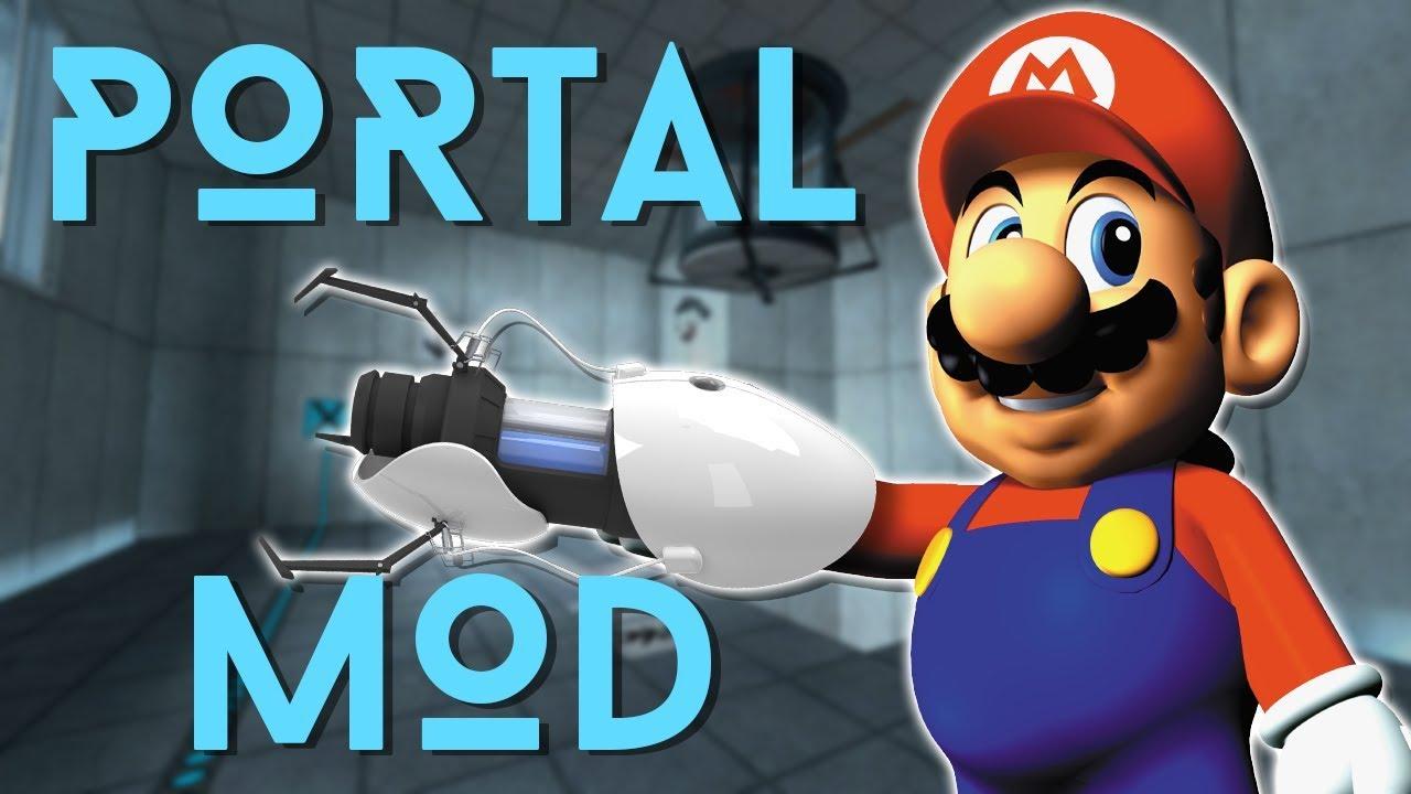 Super Portal 64 file - Mod DB