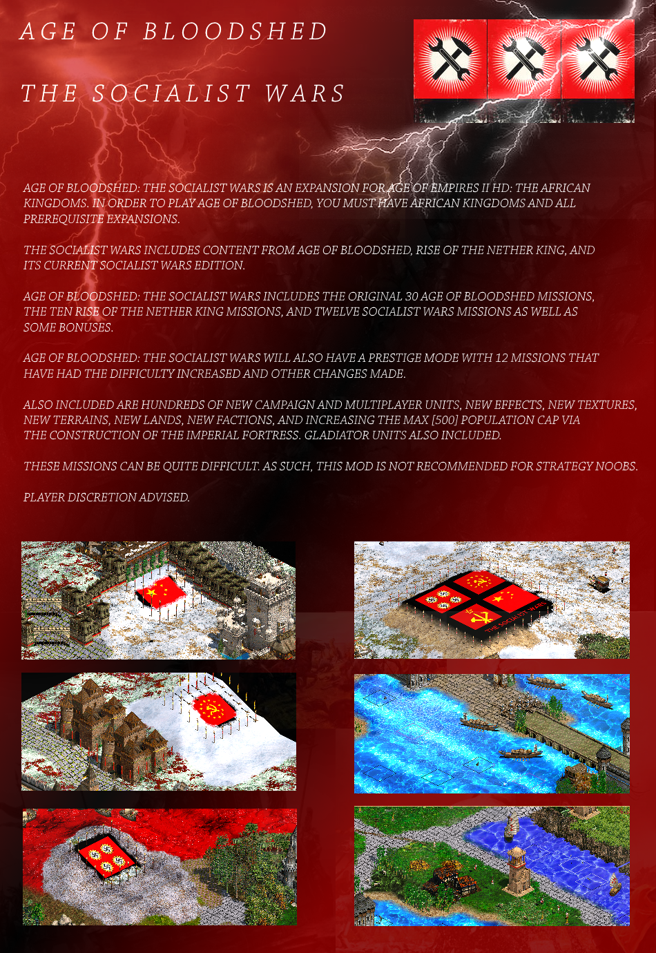 Age of Bloodshed 3 24 The Socialist Wars file - Age of