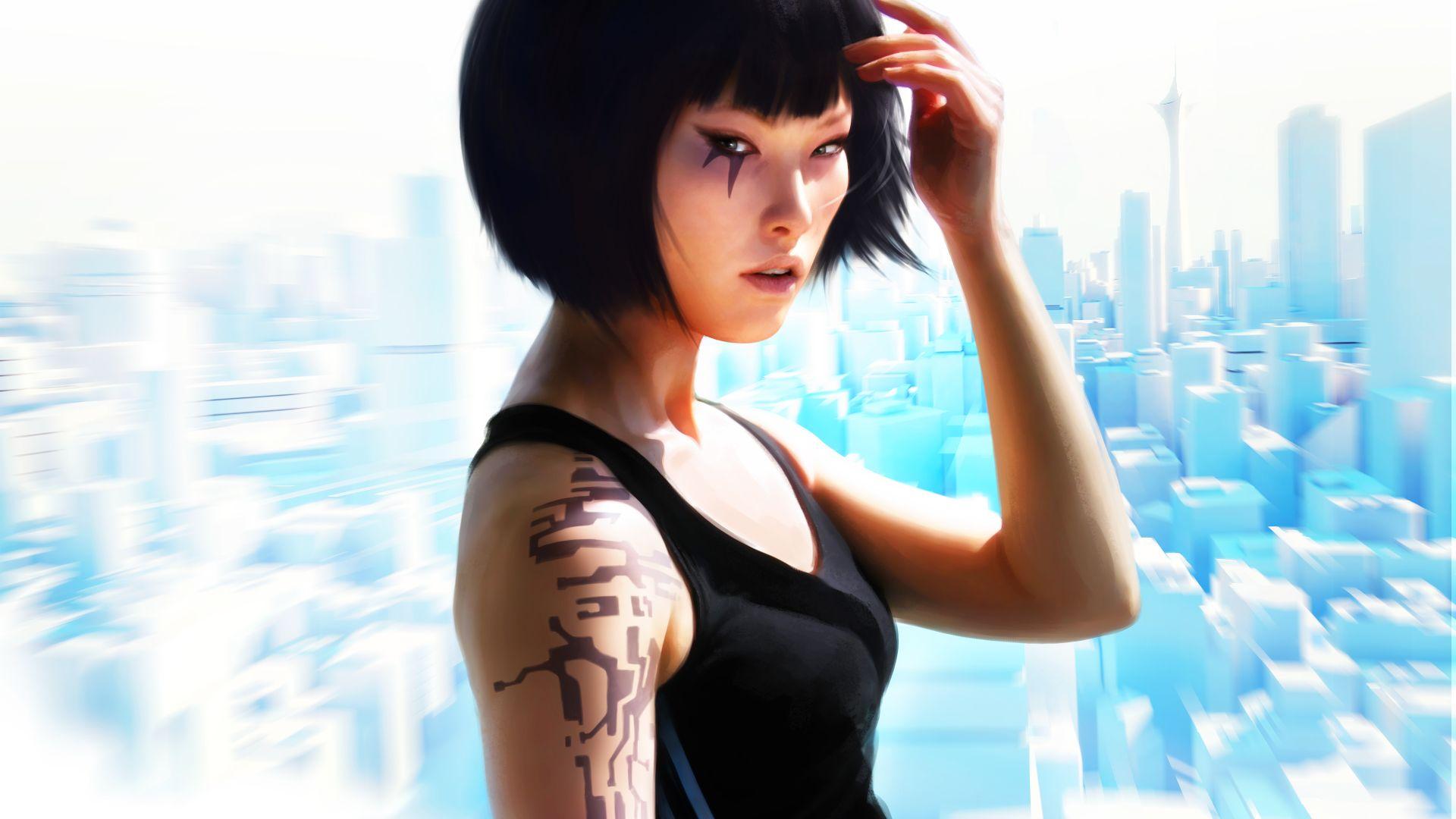 Mirror's Edge: No Enemies addon - Mod DB