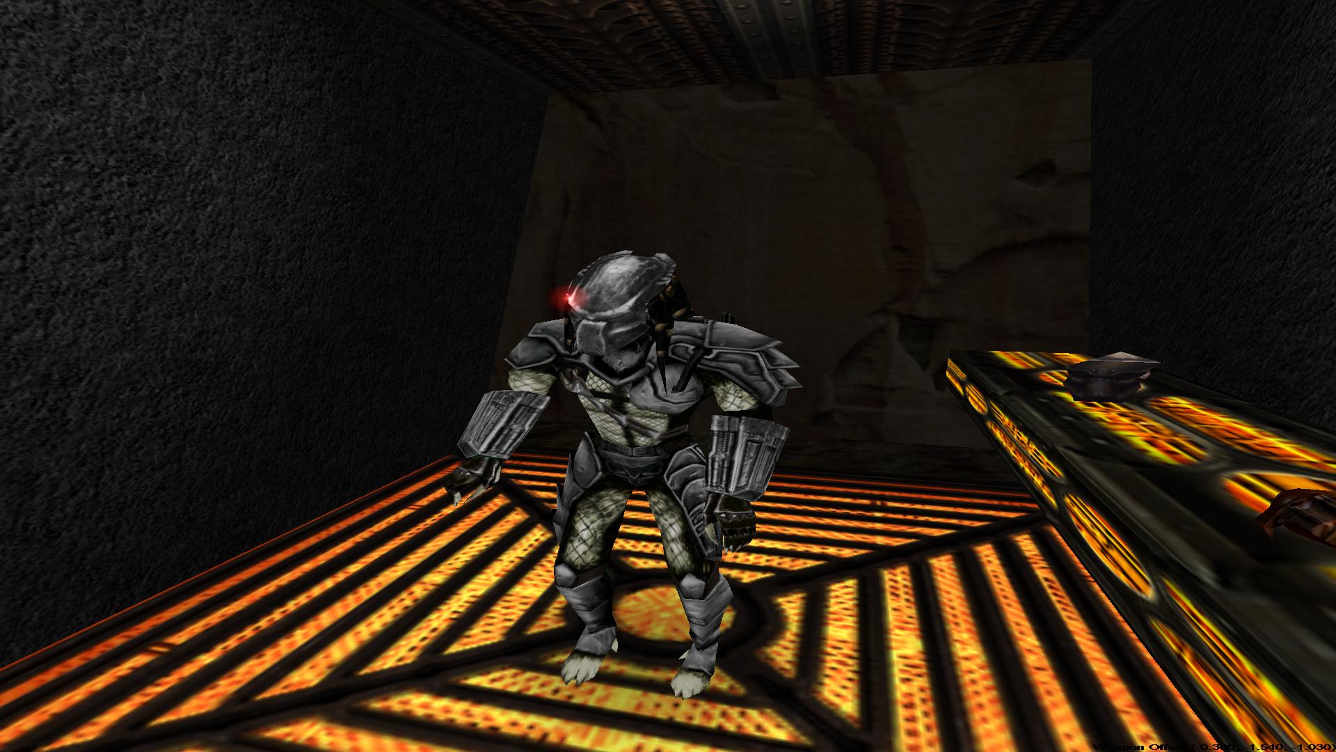 Wolf Predator Aliens Vs Predator Requiem Addon Mod Db