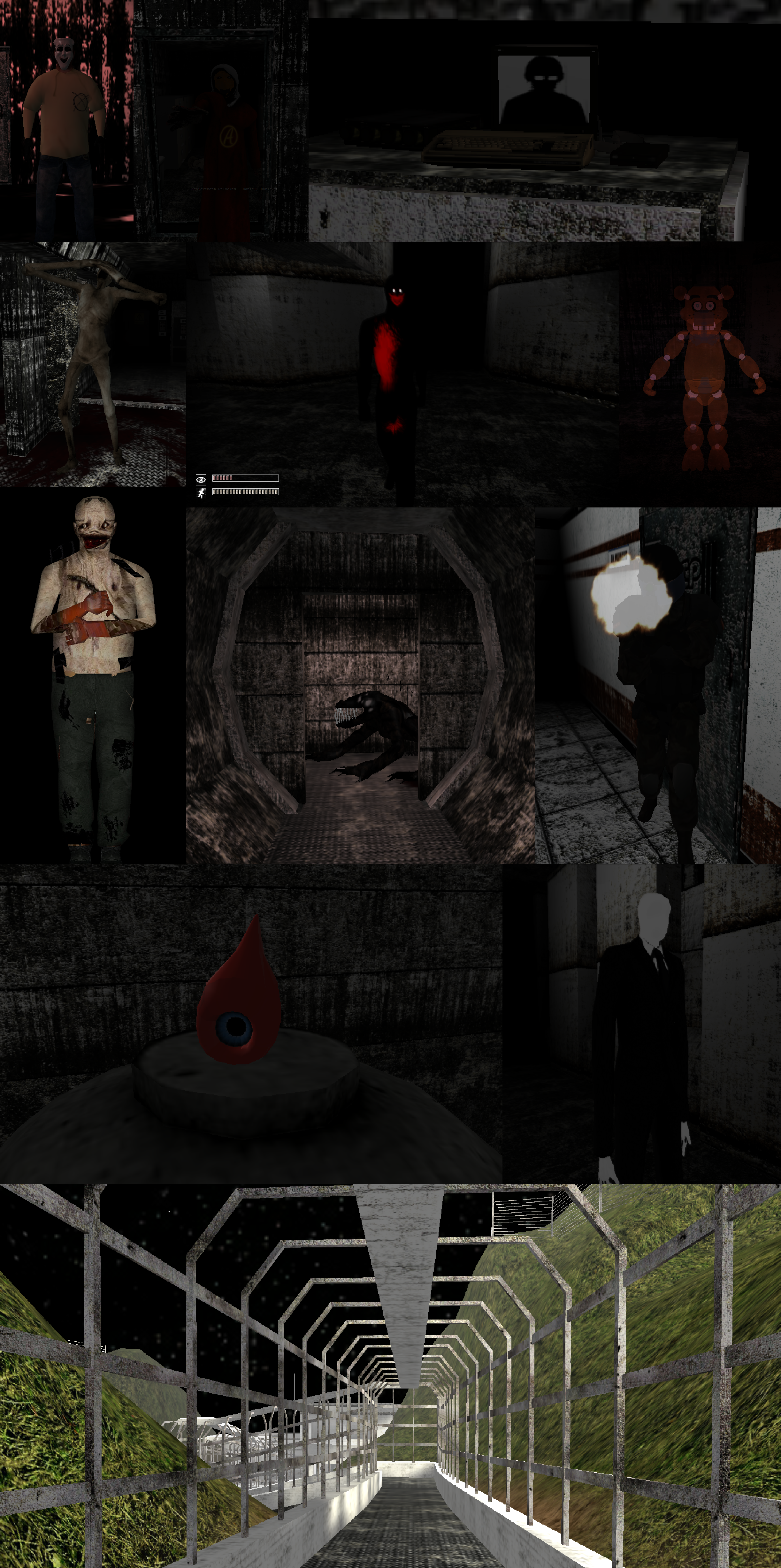 More Scare Addon (by Dmitriy-Bars) file - SCP Containment