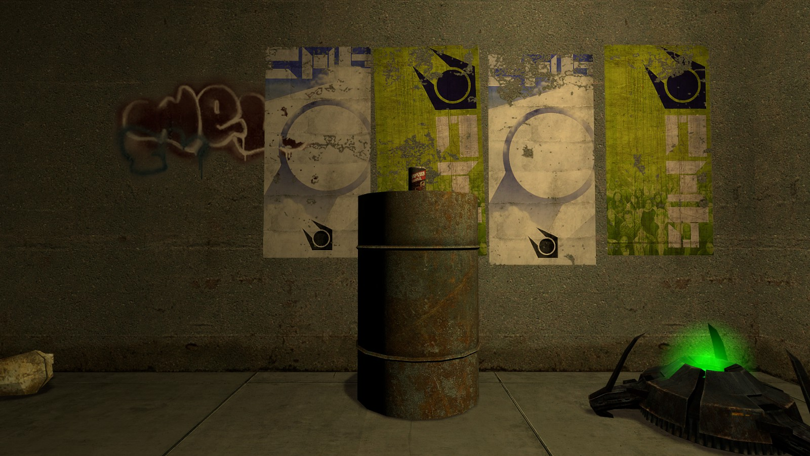 Half life 2 episode 1 texture - Zoe american horror story style