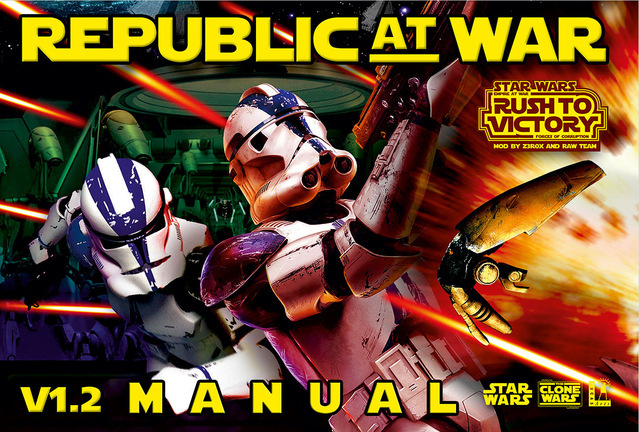 Republic at War 1 2 Manual and Guides file - Mod DB