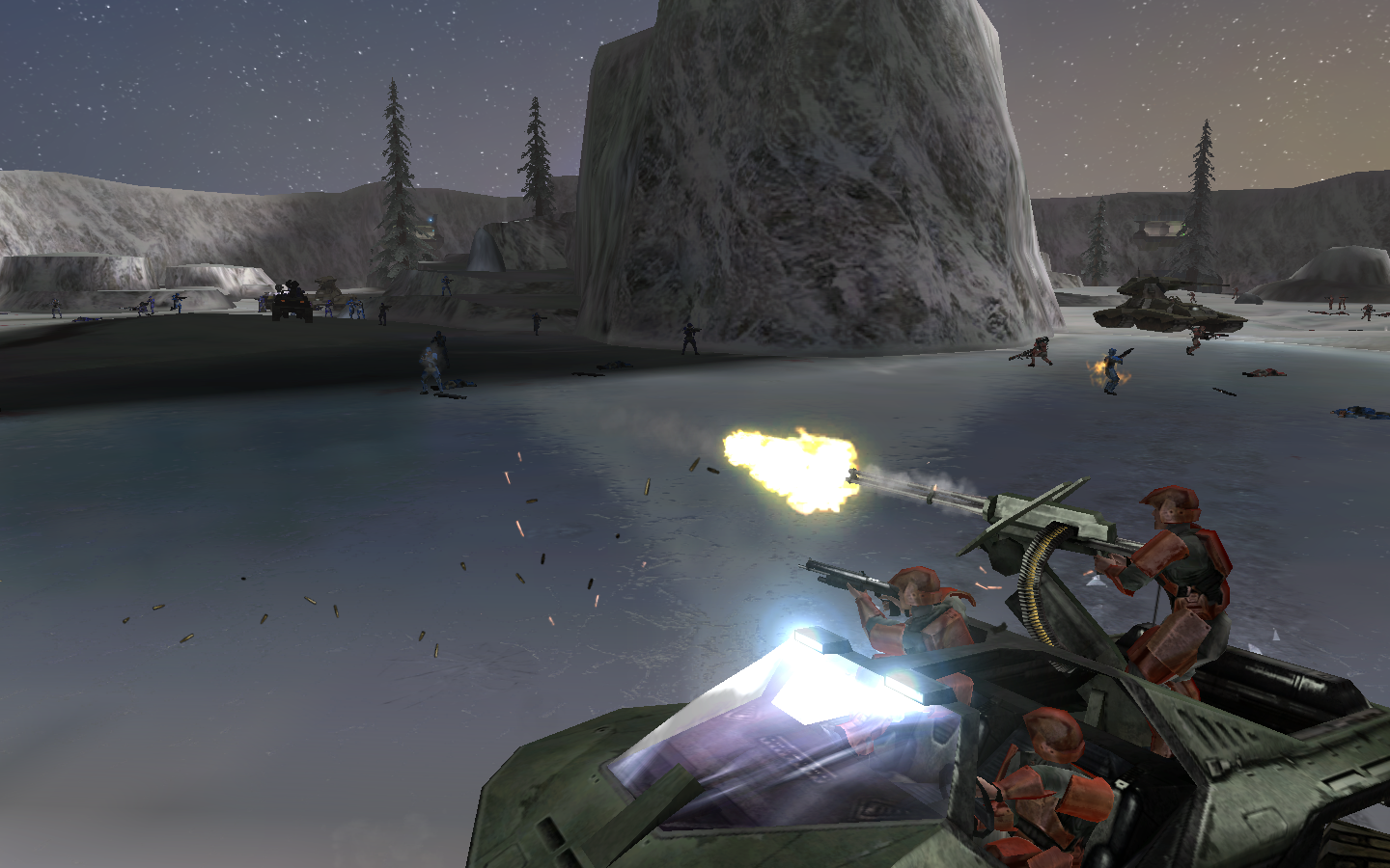 Halo Custom Edition - MarineWinder addon - Halo: Combat