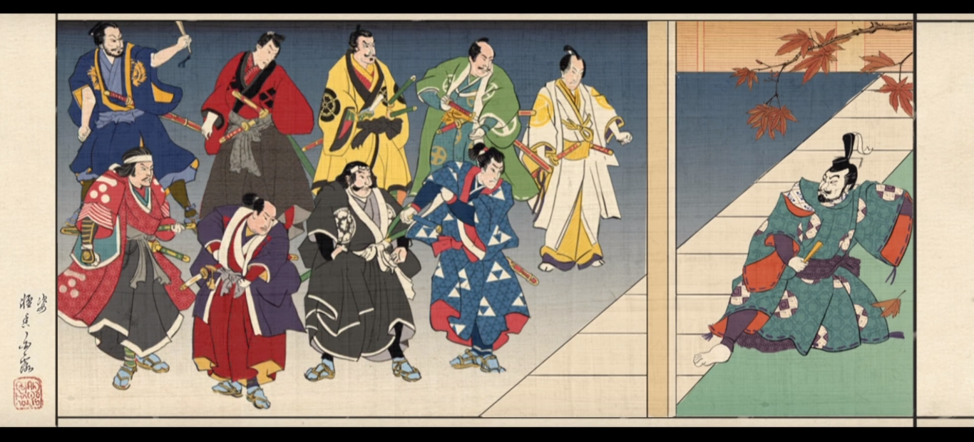 what was the relationship between samurai and daimyo