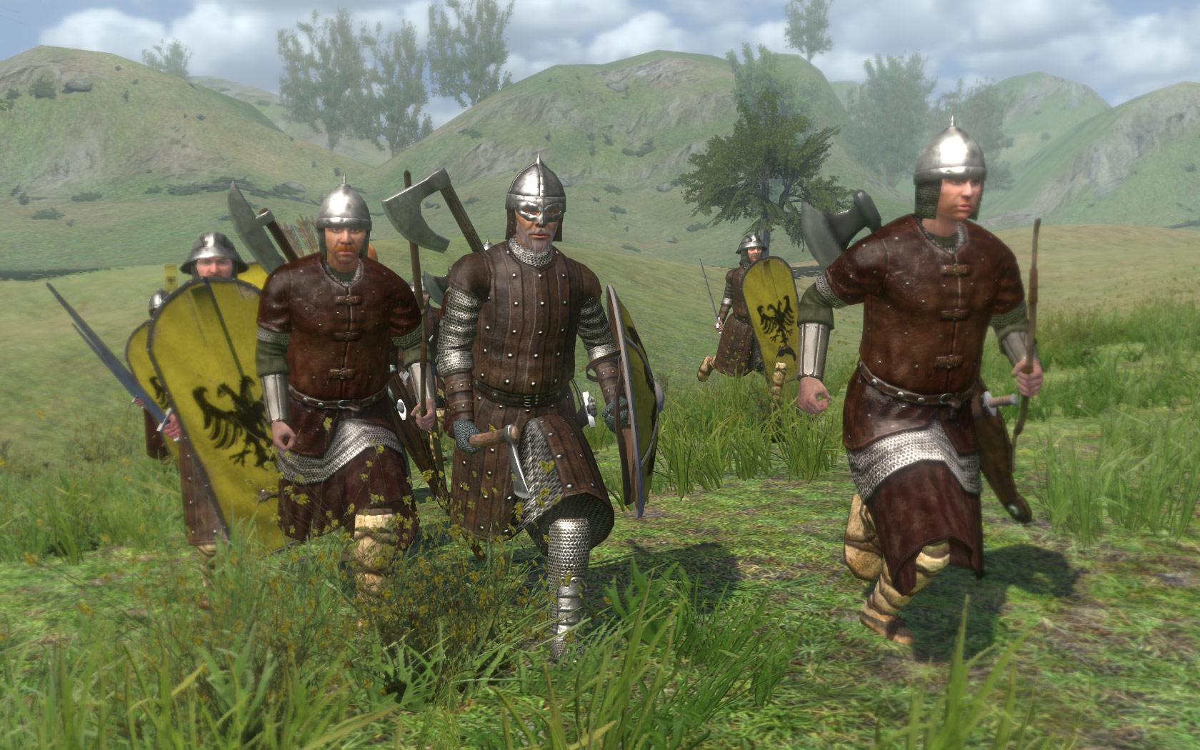 how to download and install mount and blade warband mods