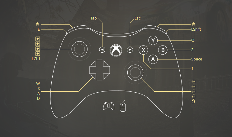 Beyond Good and Evil controller support preset file - Mod DB