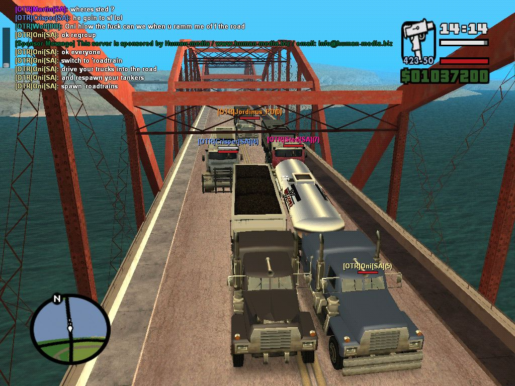 san andreas multiplayer 0.3e