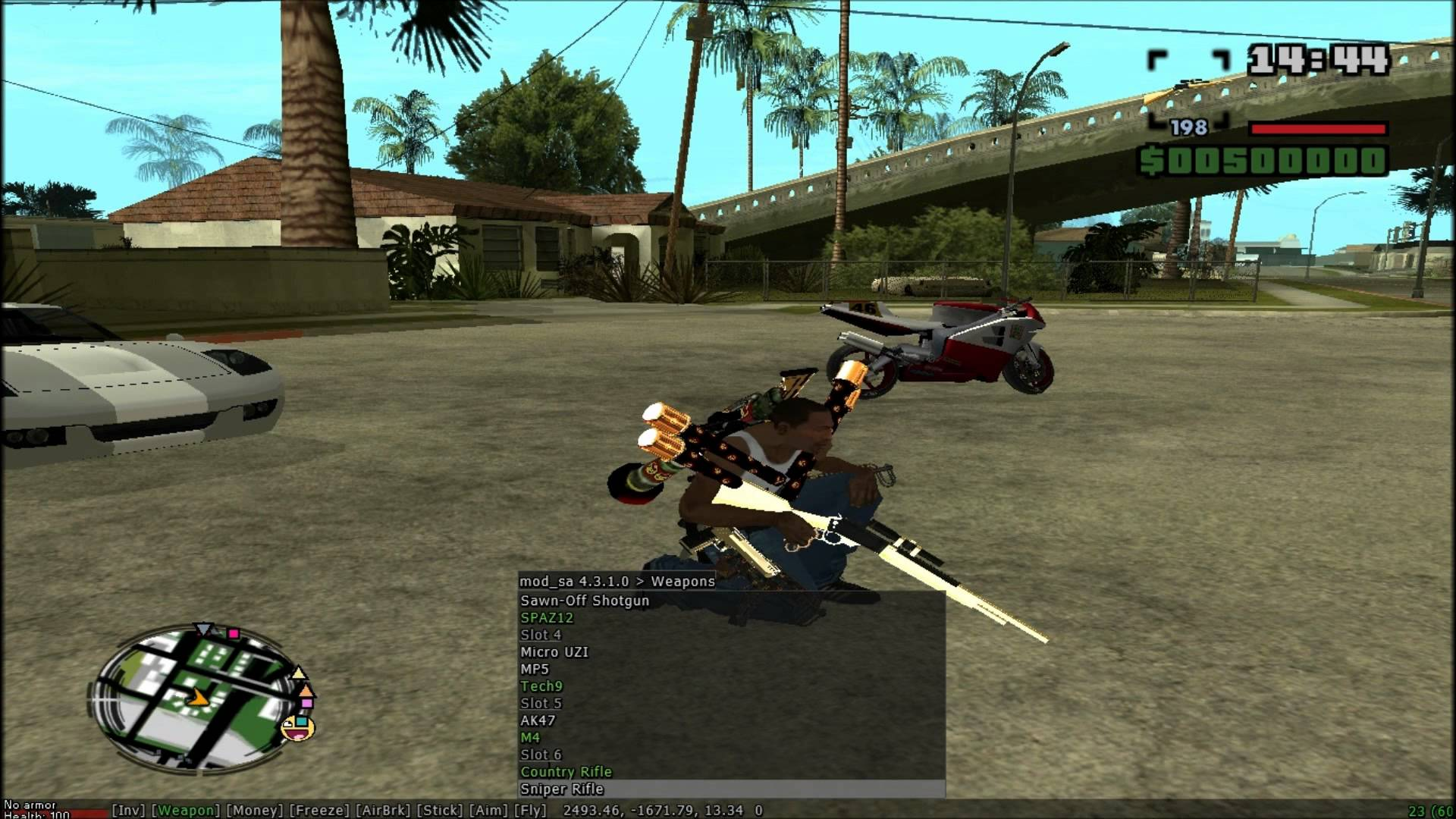 SA-MP 0 3X R2 file - San Andreas: Multiplayer mod for Grand