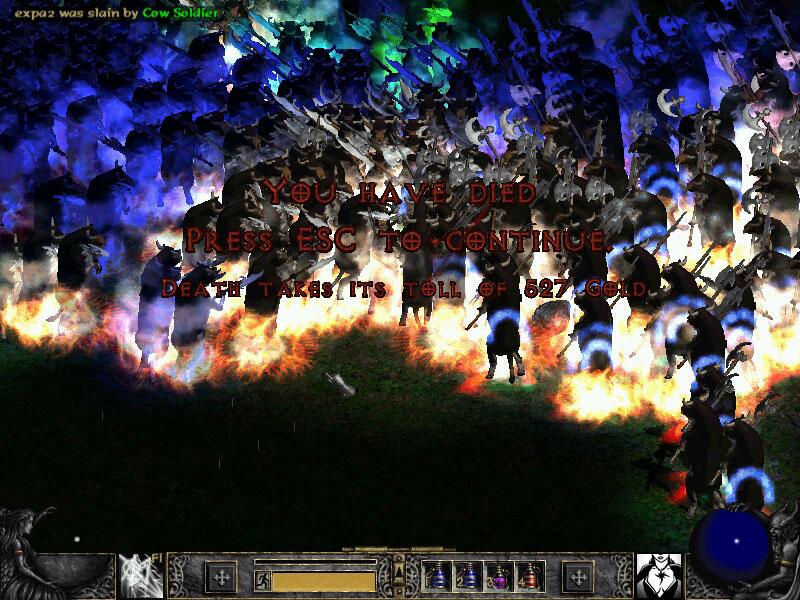 Скачать Mods/RUS Мод+Русификатор Median XL 1.F9h для Diablo II/2 LoD