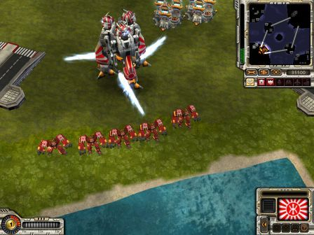 Emperor S Island Map For Red Alert 3 Addon Mod Db