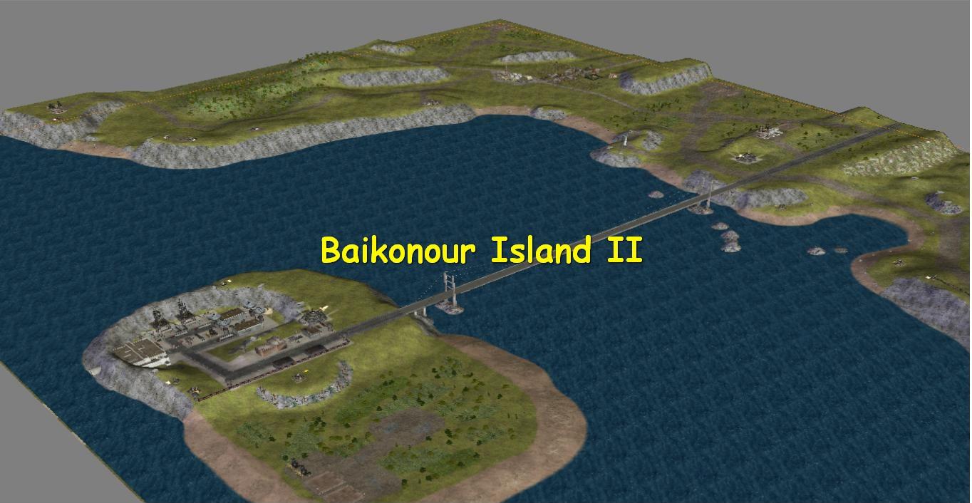 Command & conquer generals shockwave (zero hour mod) gameplay.