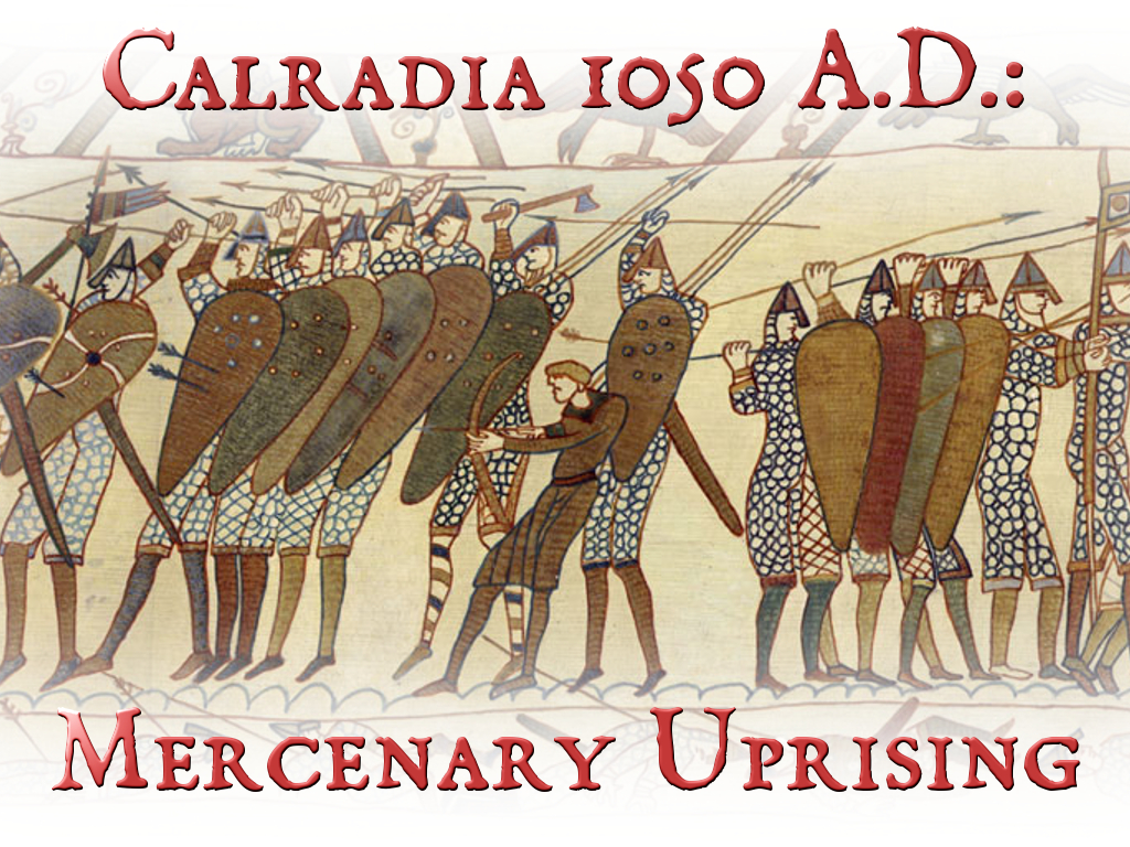 Patch #1 for Ver. 2.52 file - Calradia 1050 A.D.: Mercenary Uprising mod for Mount & Blade: Warband