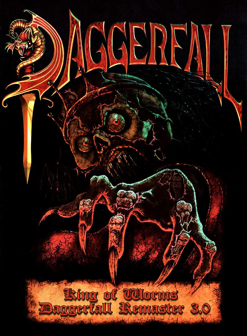 Daggerfall Remaster 3 0 addon - Mod DB