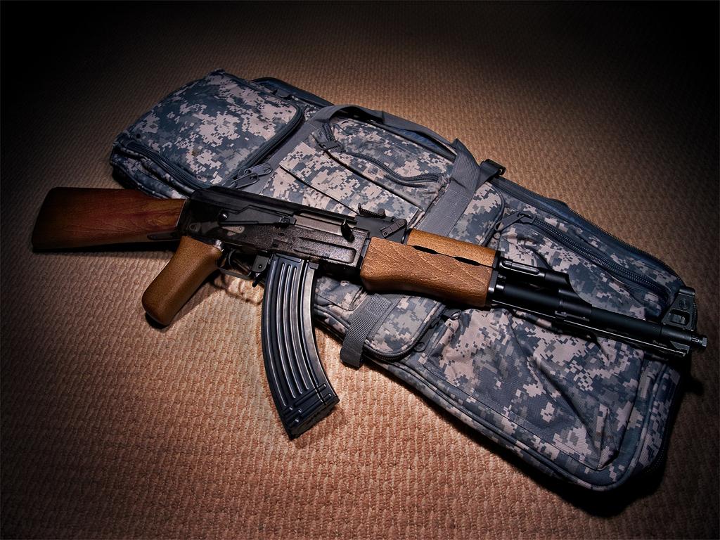 New Weapon Sounds addon - Call of Duty 4: Modern Warfare