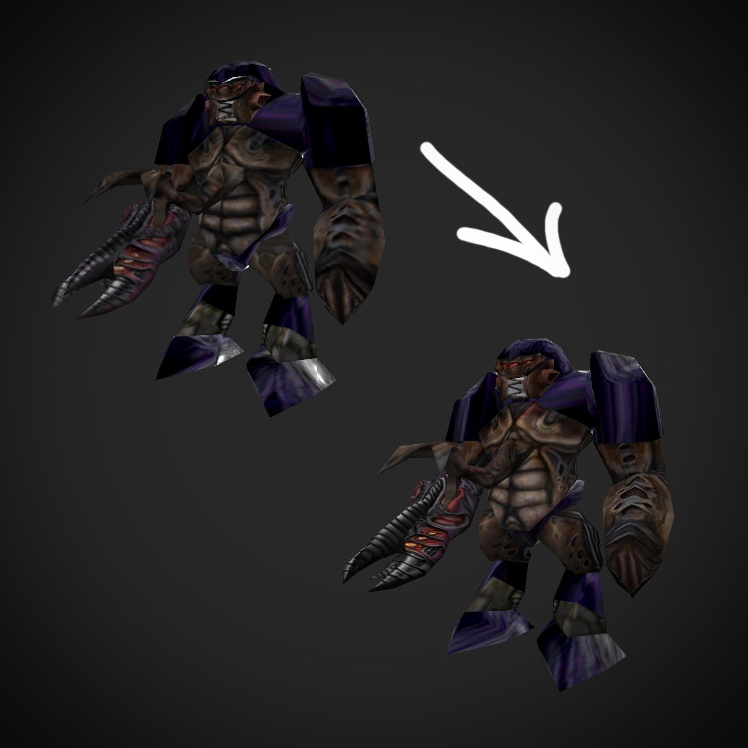 Restored Alien Grunt addon - Half-Life - Mod DB