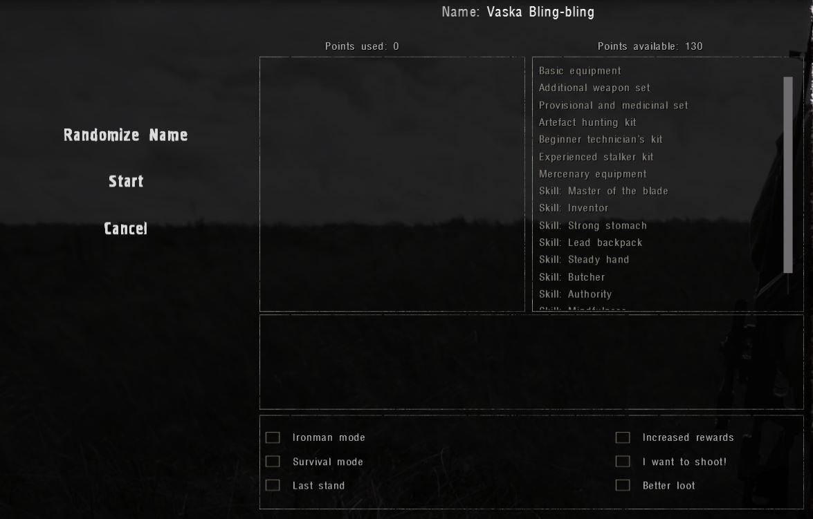 DA Random Name Generator addon - Dead Air mod for