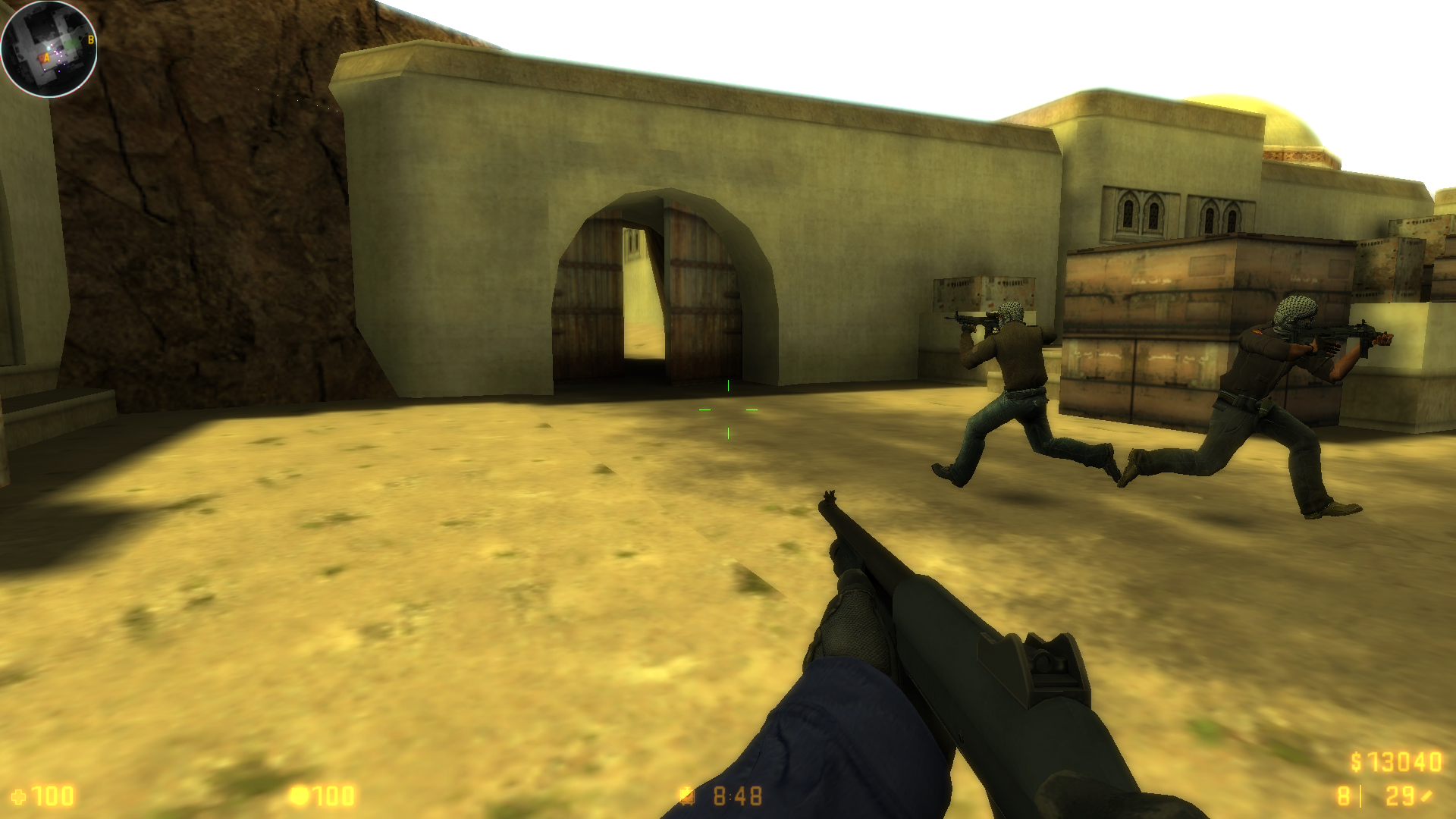 download game counter strike global offensive android