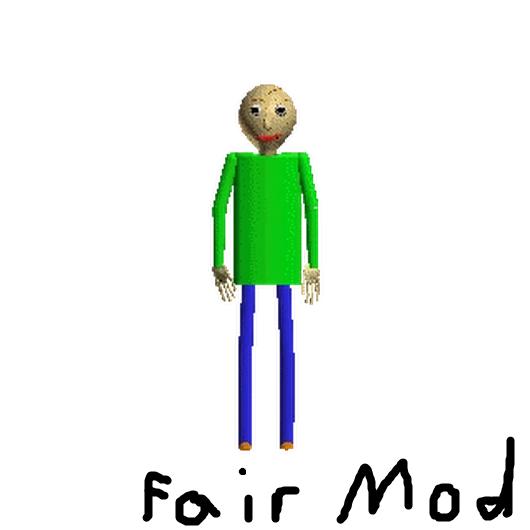 Baldi's Basics in Education and Learning Fair Mod file - Mod DB
