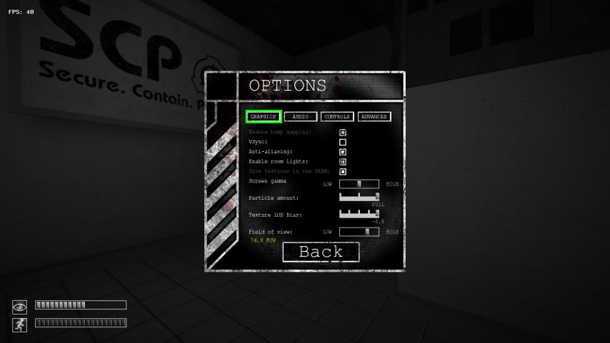 1 3 10] SCP - CB Field Of View (FOV) Mod v2 0 file - Mod DB