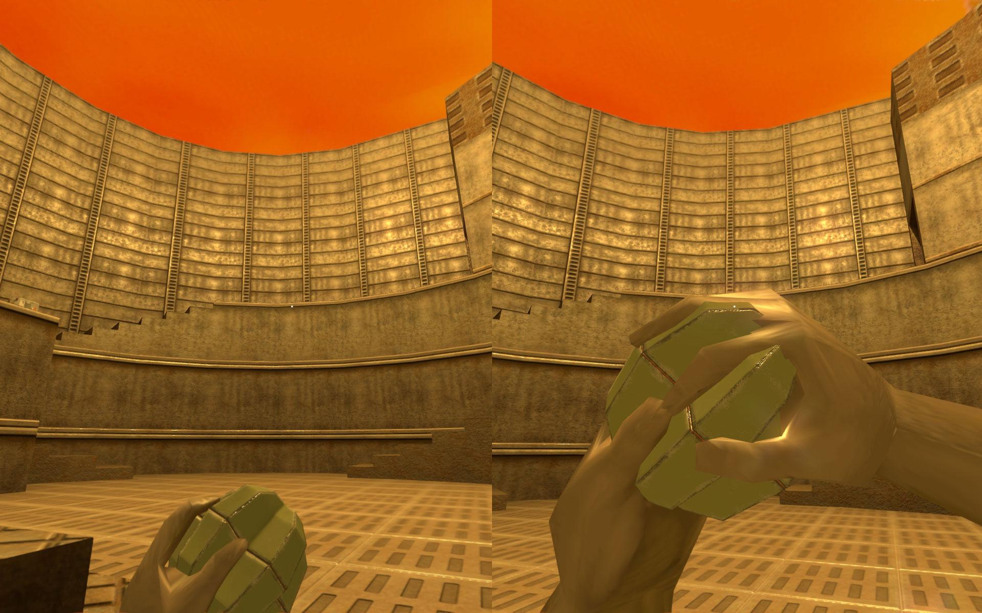 Quake 2 hand grenade Berserker Quake2 addon - Mod DB
