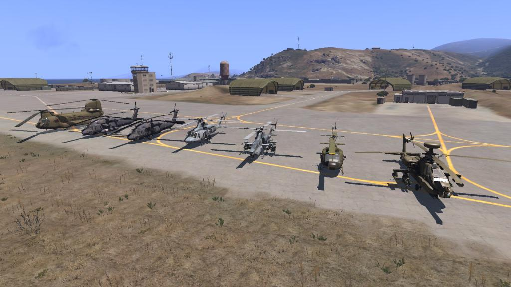 Arma 2 US Helicopters import addon - Mod DB
