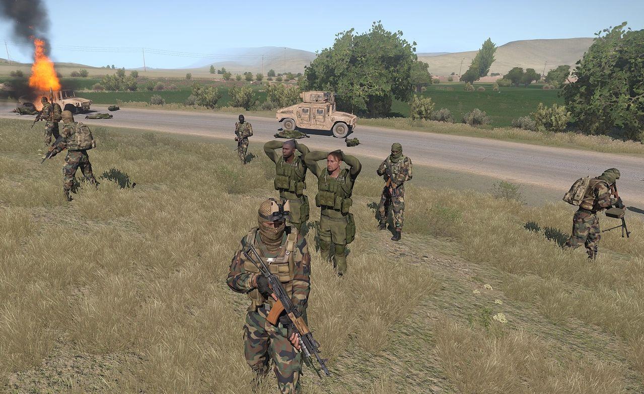 Syrian Arab Army and Hezbollah addon - ARMA 3 - Mod DB