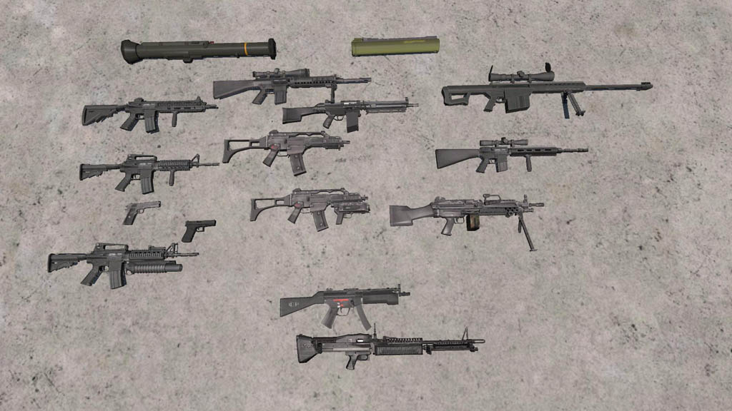 Hellenic Armed Forces Mod (HAFM) - Weapons addon - ARMA 3 - Mod DB