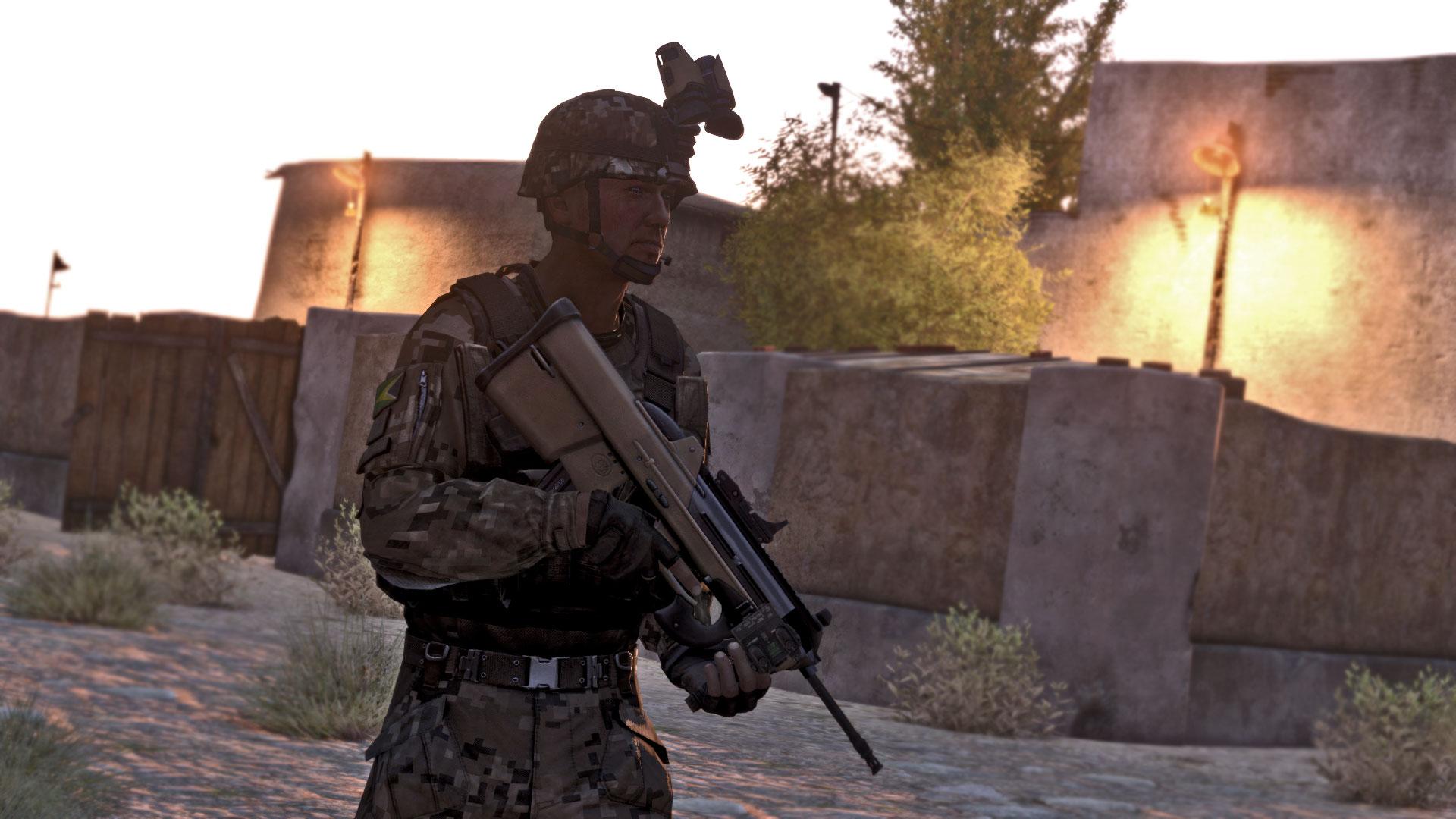 AAF Desert addon - ARMA 3 - Mod DB