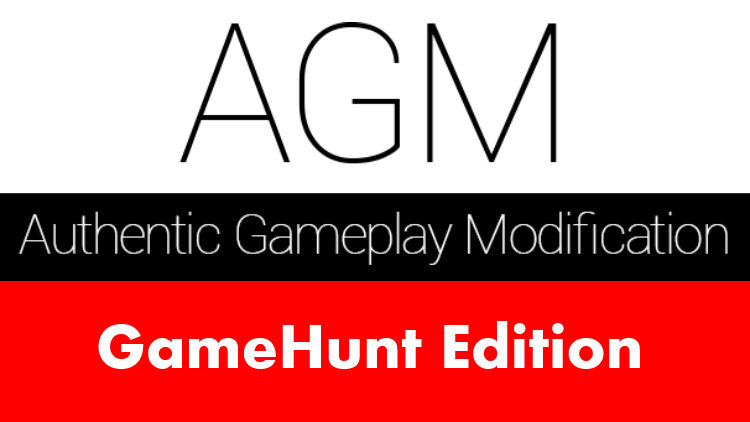 Authentic Gameplay Modification: GameHunt Community Edition