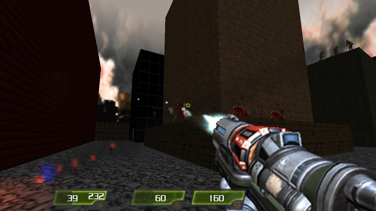 Quake 4 Weapons Rip Volume 5 - Open Beta (Hotfix1) file - Mod DB