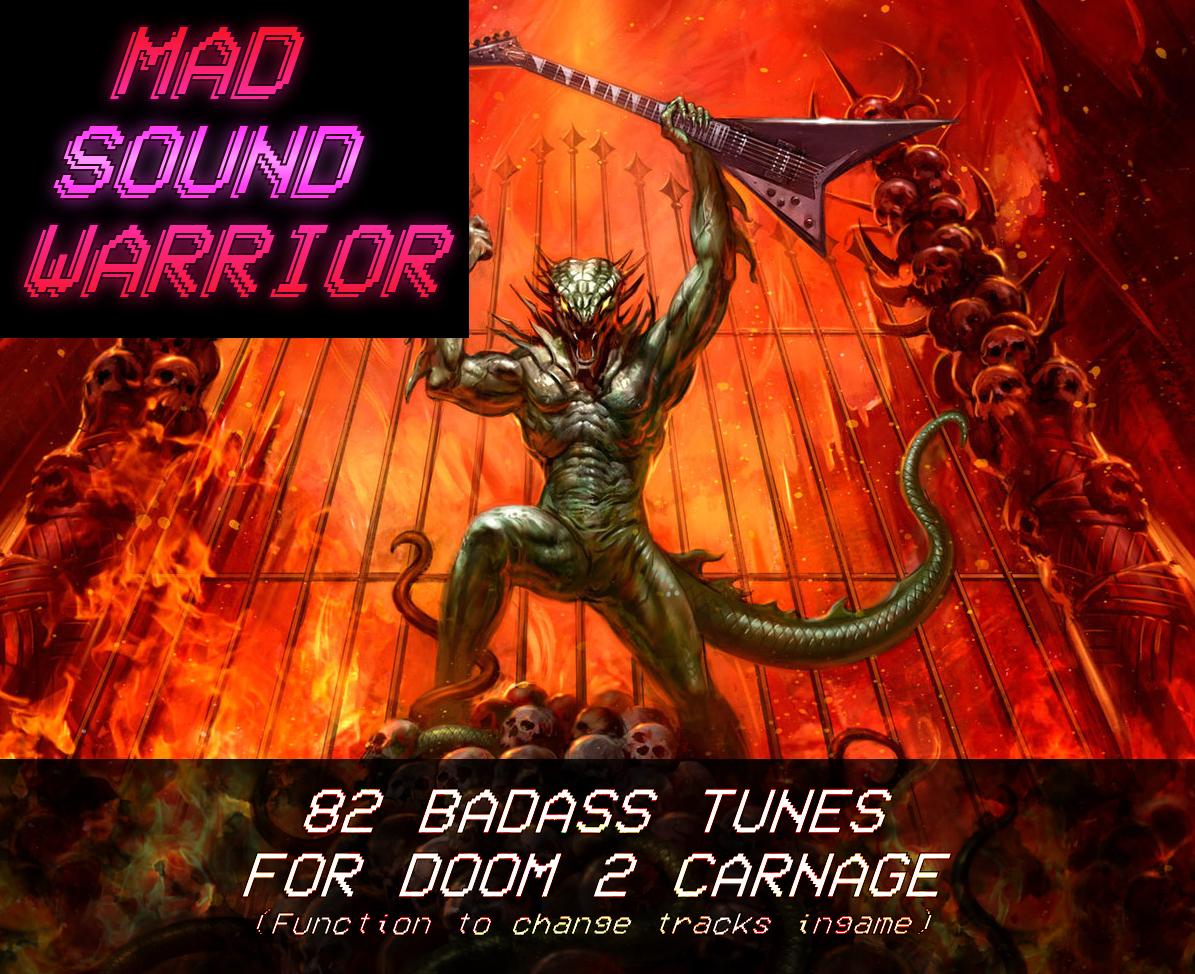 Mad Sound Warrior Music Addon For Doom 2 - Mod DB