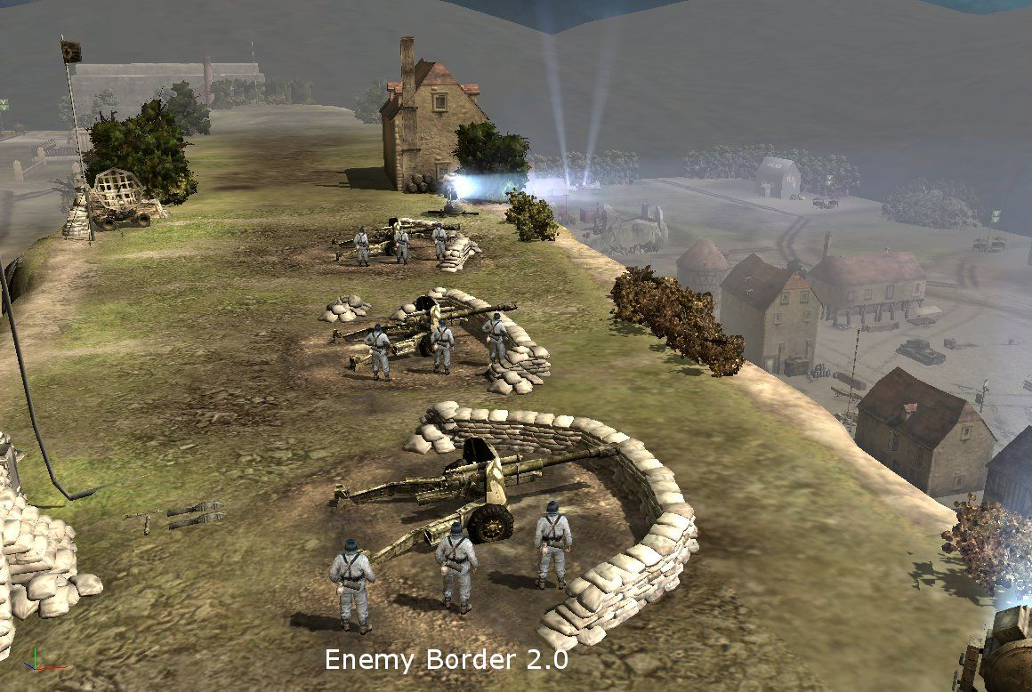 Enemy Border 2 0 Sga Addon Company Of Heroes Tales Of Valor