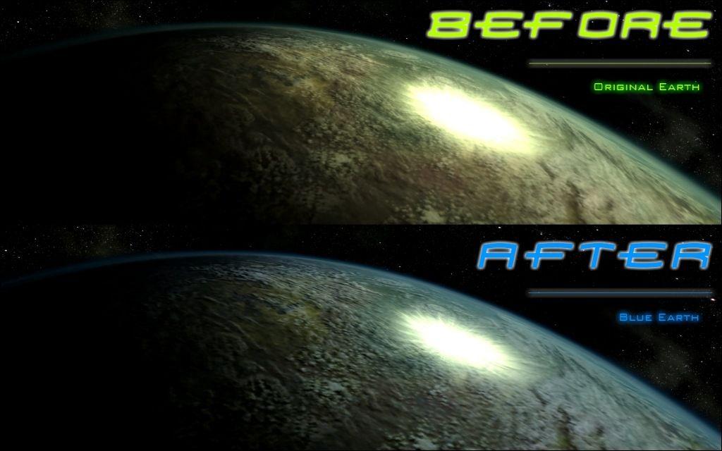 Mothership Zeta - Blue Earth (Final) addon - Fallout 3 - Mod DB on