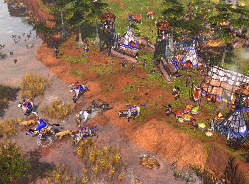 Patch 1 0 2 (Mac) file - Age of Empires III: The WarChiefs