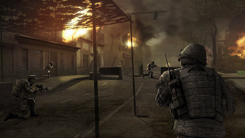 Ghost recon advanced warfighter patch 1. 3 download free apps.