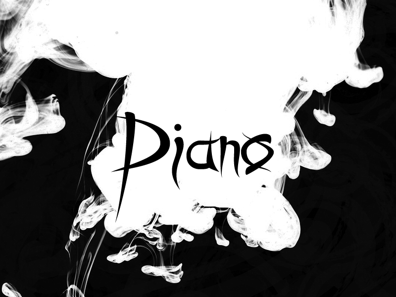 Piano Wallpaper 1366x768 File