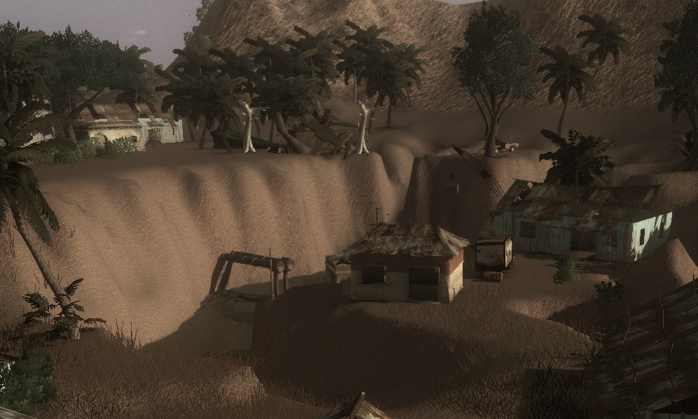 Desert Outpost Addon Far Cry 2 Mod Db