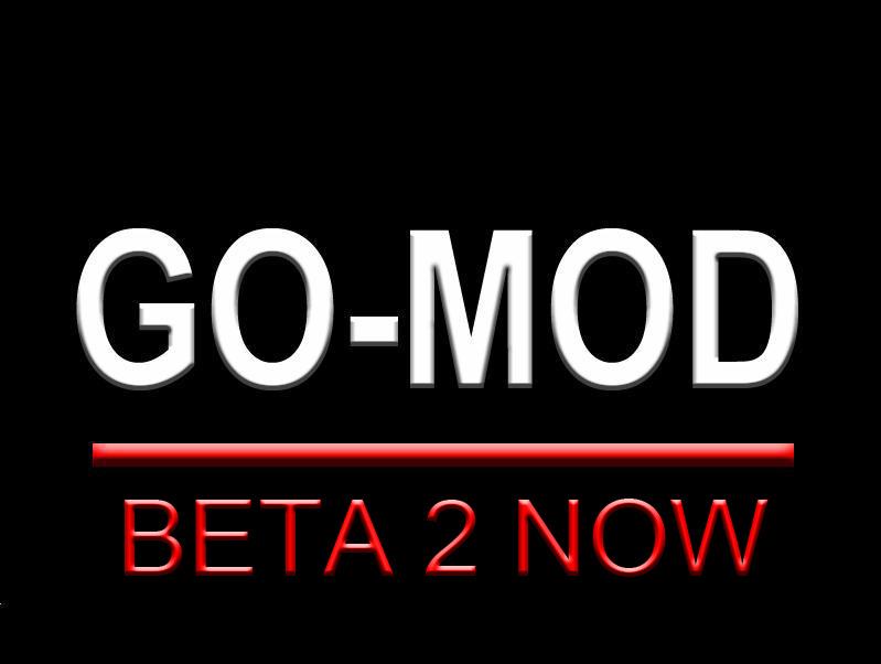 Go-Mod 2 0 (BETA) file - Mod DB